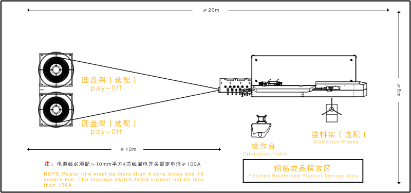 JN-12加强型数控钢筋弯箍机